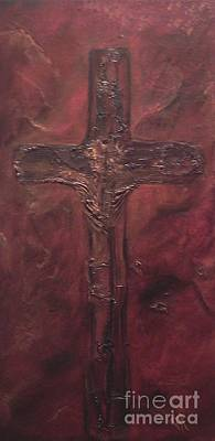 Painting - Redemption by Patti Spires Hamilton