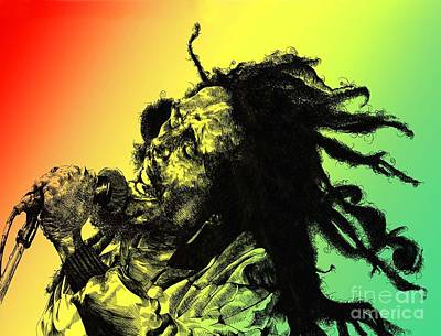Redemption Song Art Print