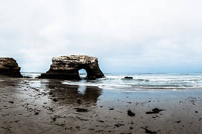 Photograph - Redo Of Natural Bridges by Lora Lee Chapman