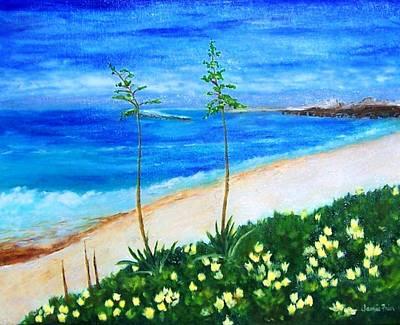 Redondo Beach Pier Wall Art - Painting - Redondo Beach by Jamie Frier