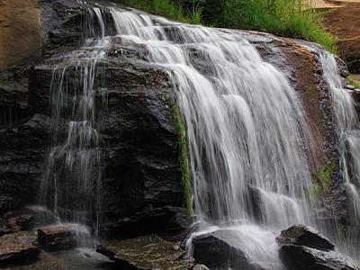 Sc Waterfalls Photograph - Reedy Falls by Ginger Wemett