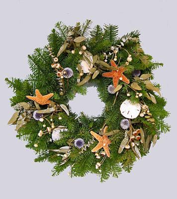 Photograph - Reef Wreath by Lin Grosvenor