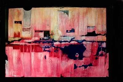Painting - Reefs by Adalardo Nunciato  Santiago