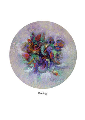 Pastel - Reeling by Betsy Derrick