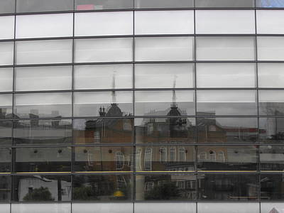 Photograph - Refection Arsenal 04 by Bob Williams