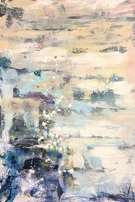 Painting - Refined Gold by Karen Ahuja