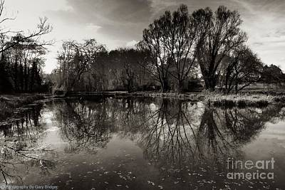 Photograph - Reflect  by Gary Bridger