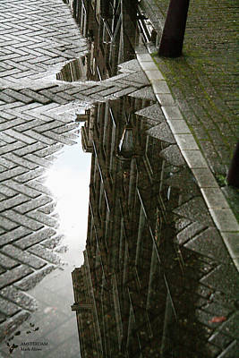 Photograph - Reflect by Mark Alesse