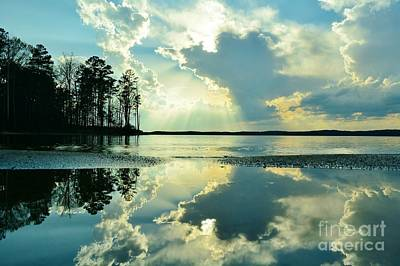 Photograph - Reflected Bliss by Kelly Nowak