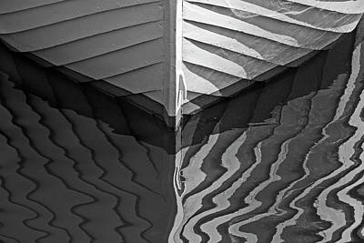 Photograph - Reflected Bow - 365-344 by Inge Riis McDonald