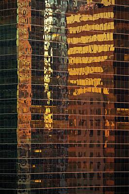 Reflecting Chicago Original by Steve Gadomski