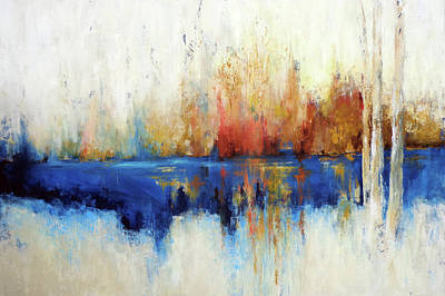 Painting - Reflecting by Dina Dargo
