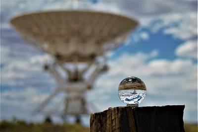 Photograph - Reflecting Dish by David S Reynolds