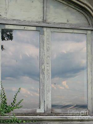 Roxy Photograph - Reflecting Memories by Roxy Riou