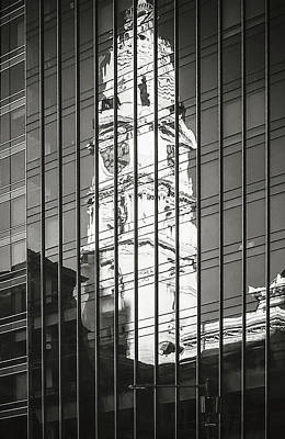 Photograph - Reflecting On History_print 26x40 by Eduard Moldoveanu