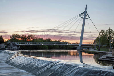 Photograph - Reflecting On Wichita by Kyle Findley