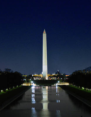 Photograph - Reflecting Pool by Brian O'Kelly