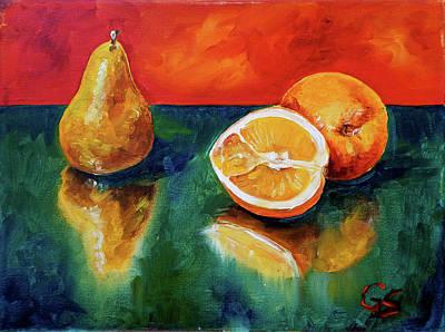 Reflecting The Fruit Original