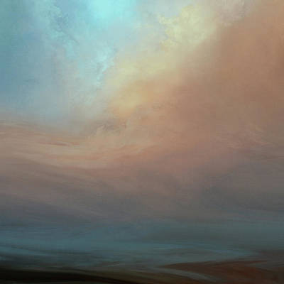 Abstract Landscape Royalty-Free and Rights-Managed Images - Reflection by Lonnie Christopher