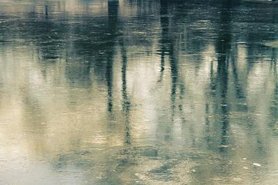 Reflection Art Print by Ken Yan