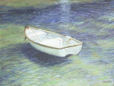 Painting - Reflection by Masami Iida