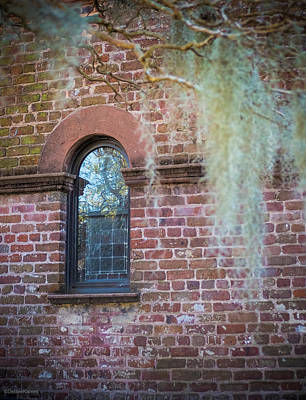 Photograph - Reflection Of Charleston Charm by Debbie Karnes