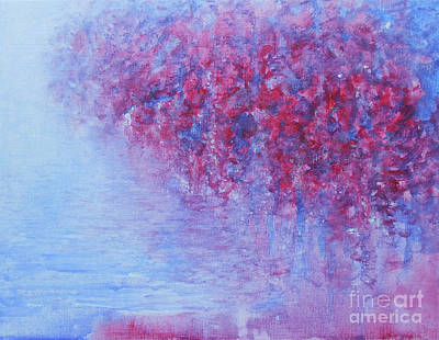Painting - Reflection Of Fairy Tale by Jane See