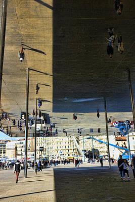 Studio Grafika Zodiac - Reflection of Marseille by Hugh Smith