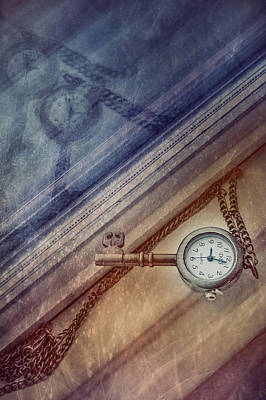 Photograph - Reflection Of Time by Elvira Pinkhas