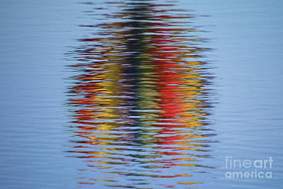 Reflection Art Print by Steve Stuller