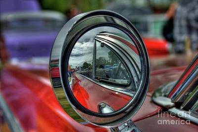 Photograph - Reflection by Tony Baca