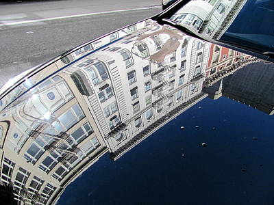Photograph - Reflections 2 by Douglas Pike
