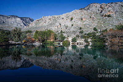 Photograph - Reflections by Antonis Androulakis