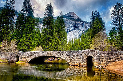 Yosemite Photograph - Reflections by Aron Kearney