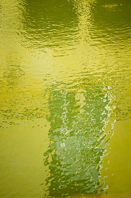 Photograph - Reflections At Bath Spa by Christi Kraft