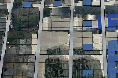 Photograph - Reflections by Bruce