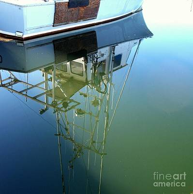 Photograph - Reflections by Carol Grimes