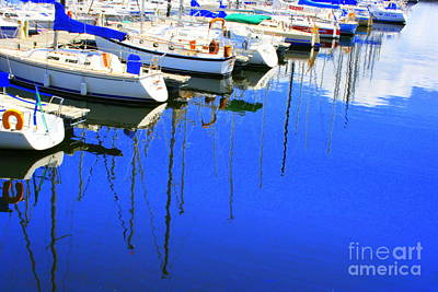 Photograph - Reflections by Julie Lueders