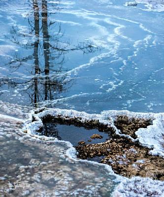 Reflections Original by Maria Trujillo