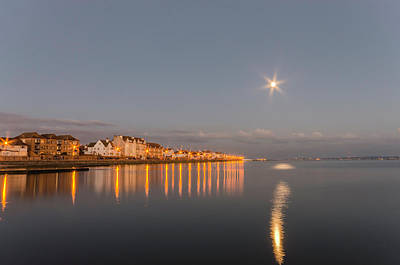 Photograph - Reflections Of A Moonbeam by Spikey Mouse Photography