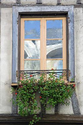 Amboise Photograph - Reflections Of Amboise by Karma Boyer