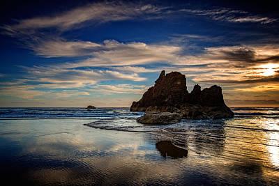 Photograph - Reflections Of Arcadia by Rick Berk
