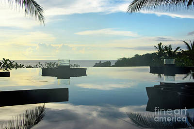 Photograph - Reflections Of Bali by Sandy Molinaro