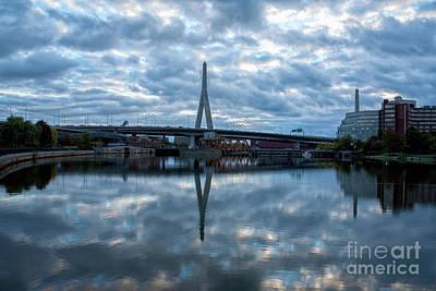 Photograph - Reflections Of Boston by Kimberly Nyce