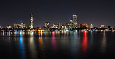 Photograph - Reflections Of Boston by Robert McKay Jones