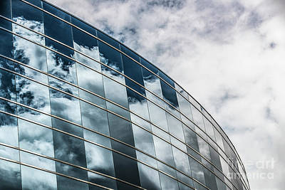 Photograph - Reflections Of Clouds 20180603 4720cr by Doug Berry