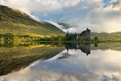Photograph - Reflections Of Kilchurn by Stephen Taylor