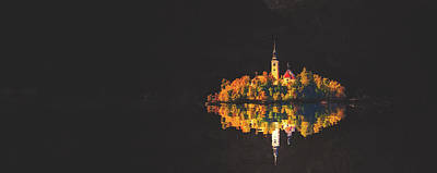 Photograph - Reflections Of Lake Bled by Pixabay