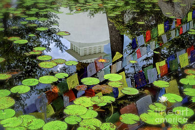 Photograph - Reflections Of Peace by Mary Lou Chmura