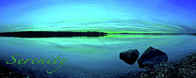 Photograph - Reflections Of Serenity 2 by ABeautifulSky Photography by Bill Caldwell